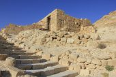 Avdat or Ovdat, the Ancient City of Nabateans People