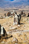 Menhirs Of Zorats Karer - Monument In Armenia