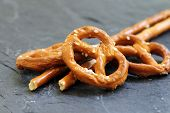 Sticks and Pretzels