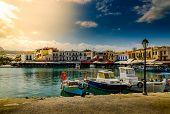 scenery - old venetian port