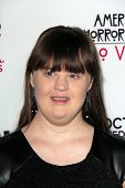 LOS ANGELES - OCT 7:  Jamie Brewer at the