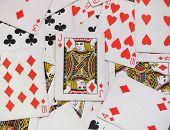 Cards Of Gambling.