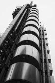 London - September 21: The Lloyds Building Pictured On September 21, 2013, During The Annual Open Ho