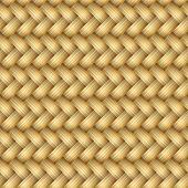 Wicker Texture oriental basketwork style Background