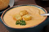 Creamy Lobster Bisque Soup