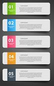 picture of population  - Infographic template business vector illustration - JPG