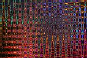 Rainbow Mold - Color Background and Screensaver Beauty of Abstract Art