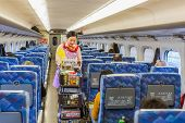 Food and Beverage on Hikari Shinkansen