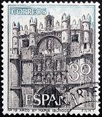 Burgos Stamp