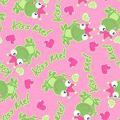 Kiss Me Frog.