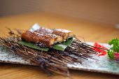 Japanese Style Roasted Eel