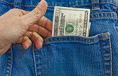 Taking Cash