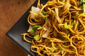 Asian Chow Mein Noodles