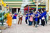 Buddhist Monk Explains The Secrets Of Temple Area Wat Pho