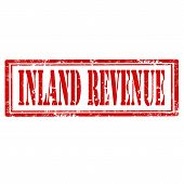 Inland Revenue stamp