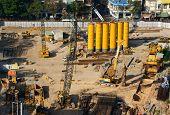 Construction Project,ho Chi Minh, Vietnam