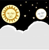 El sol y Luna #2