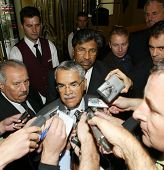 VIENNA, AUSTRIA - SEPT 17: Saudi oil minister Ali al-Naimi in Vienna, Austria,  for the start of the annual summit of the Organization of Petroleum Exporting Countries (OPEC) on Saturday, September 17, 2005.