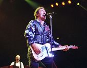 WASHINGTON D.C. â?? SEPT 21: New Jersey born rock star Bruce Springsteen performs a concert in Washington D.C. on Sept. 21, 1994.  (Quality Note: Grain)