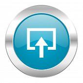 enter internet blue icon
