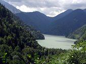 Mountain river, Abkhazia