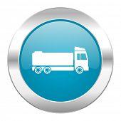 truck internet icon
