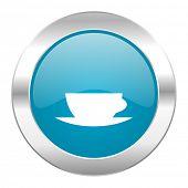 espresso internet blue icon