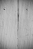 White Wooden Planks Surface Background