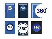 Icons Doors 360 Degrees