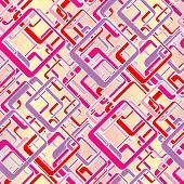 Seamless Rectangle Pattern