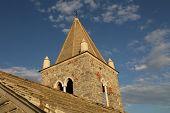 The Church of St. Peter, Portovenere, La Spezia, Italy