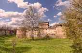 Fortress Of Forlì, Emilia Romagna, Italy