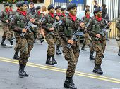 Military Independence Day Celebrations, San Salvador