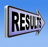 results and succeed business success be a winner in business elections pop poll or sports result test result business report election results