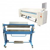 polygraphic cutting machine