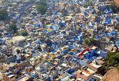 jodhpur blue city - rajasthan india