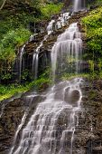 Cascading Cathedral Falls
