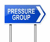 Pressure Group Concept.