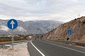 Montain highway