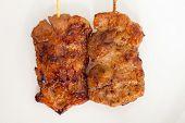 Thai Style Bbq Grilled Pork