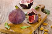 Fresh Figs And Nuts