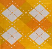 Fabric Plaid Texture. Cloth And Collars Background