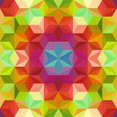 Vector Kaleidoscope Background