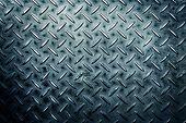 textured metal plate