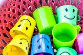 Plastic Drinking Cups