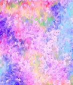Water Colors Painting Style. Abstract Background