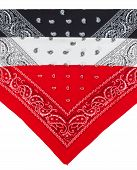 Three Bandanas (kerchief)