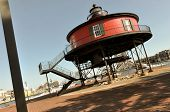 Lighthouse in Baltimora