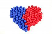 Heart Caps