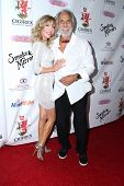 LOS ANGELES - SEP 13:  Tommy Chong, Shelby Chong at the 2014 Brent Shapiro Foundation Summer Spectac